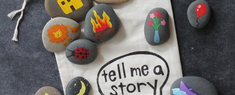 Vet aquí pares i fills que creen històries