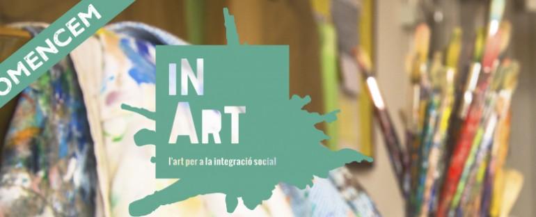 Engeguem IN ART, art per a la integració social