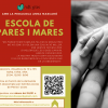 ESCOLA DE PARES I MARES, AMB ANNA MASCARÓ