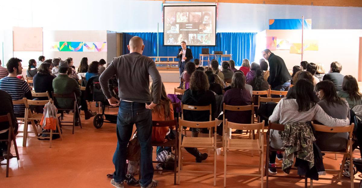 Conferència d'Enrique Blay