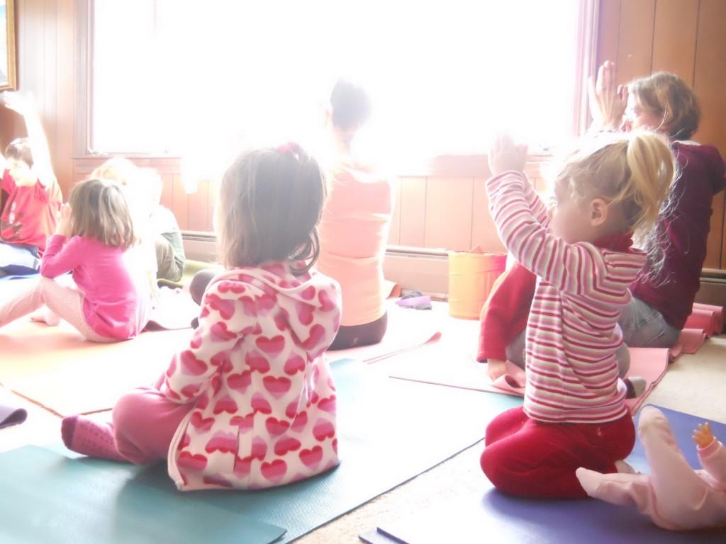 Ioga per a nens i nenes  @ Espai PiG | Vilassar de Dalt | Catalonia | España