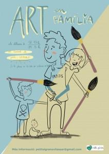 Els dilluns 'Art en Família' @ Local de Petits i GRans | Vilassar de Dalt | Catalunya | España